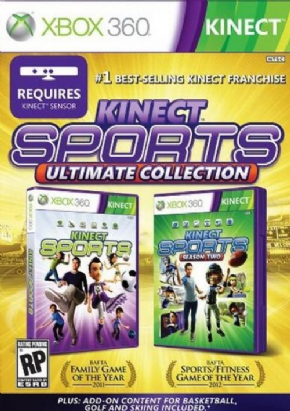 Kinect Sports Ultimate Co...