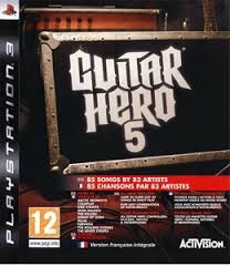 Guitar Hero 5 (Seminovo)...