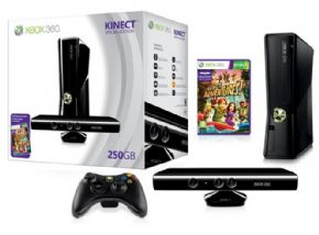XBOX 360 Slim 250GB TRAVA...
