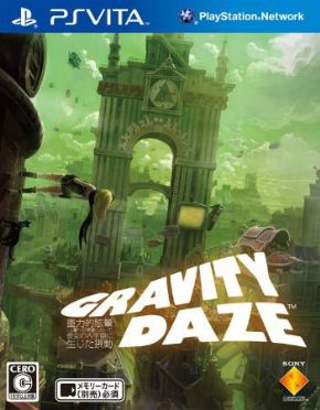 Gravity Rush PSVita - Sem...