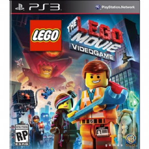 Lego Movie PT BR PS3