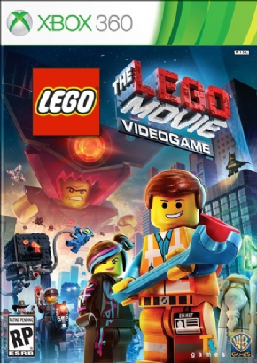 Lego Movie PT BR XBOX 360