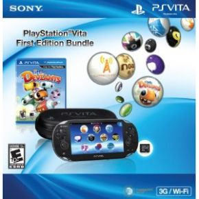 PlayStation Vita Wi-fi/3G...