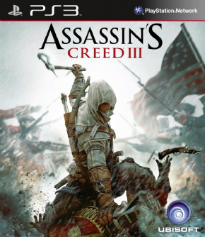 Foto Assassins Creed III PS3 - Seminovo