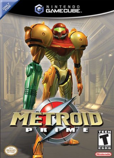 Metroid Prime (Seminovo) Game Cube