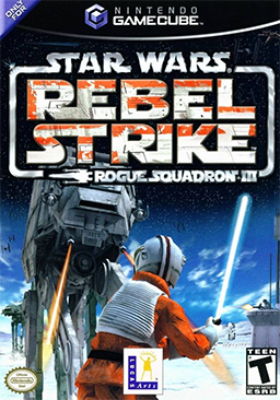 Foto Star Wars Rebel Strike Rogue Squadron III (Seminovo) Game Cube