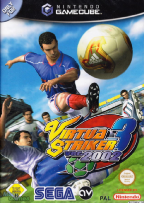Virtua Striker 2002 (Semi...