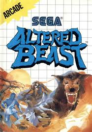 Altered Beast (Seminovo)...