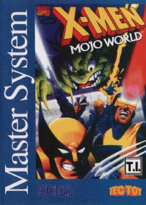Xmen Mojo World (Seminovo...