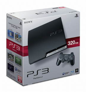Playstation 3 HD 320GB (S...