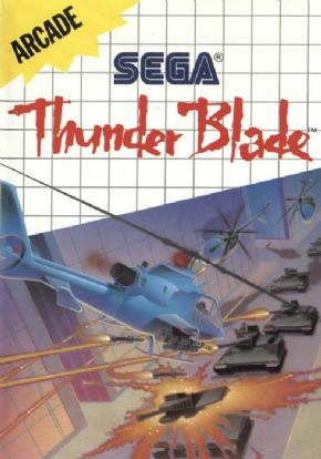 Thunder Blade Tectoy (Sem...