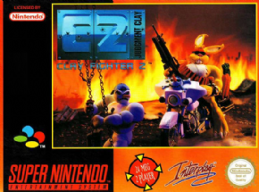 Foto Clay Fighter 2 C2 Judgment Clay (Seminovo) Super Nintendo
