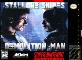 Demolition Man (Seminovo)...