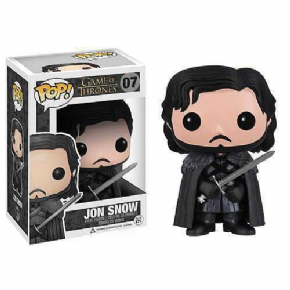 Foto PoP! Funko - 07 Games of Thrones - Jon Snow