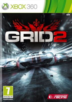 GRID 2 PT BR XBOX 360