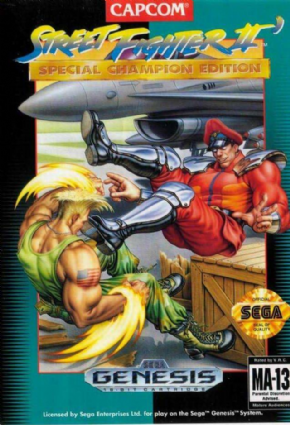 Street Fighter II Special...