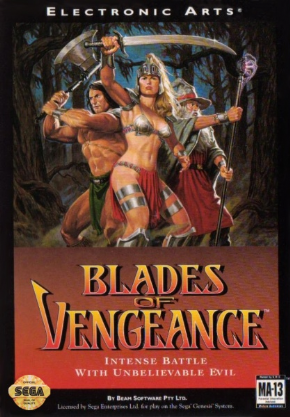 Blades of Vengeance (Semi...