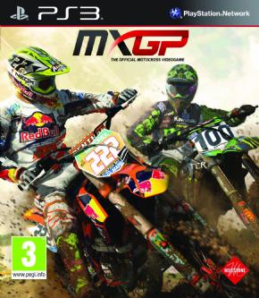 MxGP PS3 (Seminovo)
