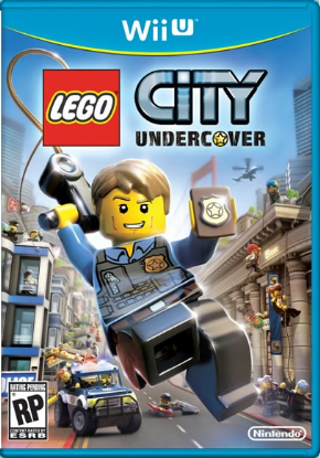 Lego City Undercover Wii...