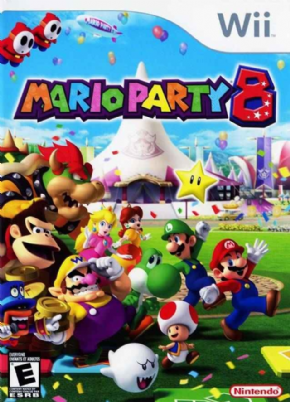 Mario Party 8 (Seminovo) Wii