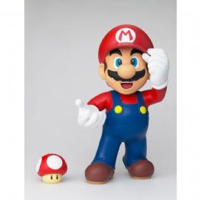 Boneco Mario com Cogumelo...