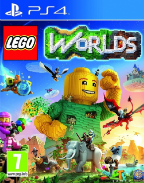 LEGO Worlds (Seminovo) PS...