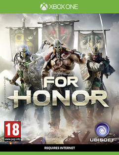 For Honor (Seminovo) XBOX...