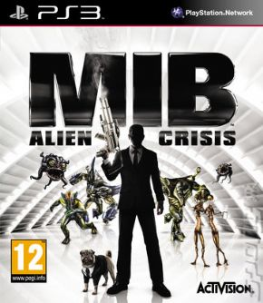 Men in Black PS3