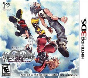 Kingdom Hearts 3D - Dream...