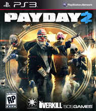 Payday 2: The Heist PS3