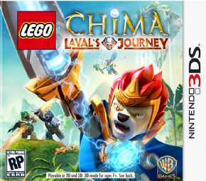 LEGO Legends of Chima: La...