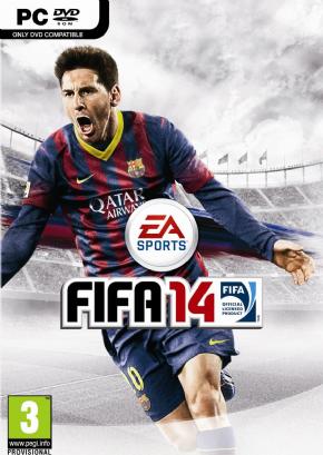 FIFA 14 PC-DVD (Português...