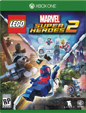 Foto LEGO Marvel Super Heroes 2 XBOX ONE