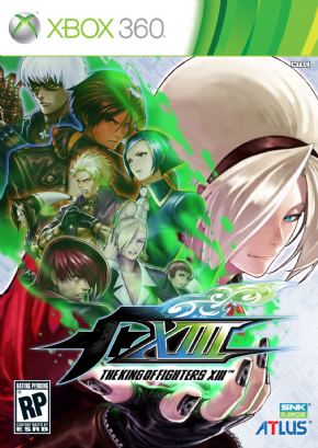 Foto The King of Fighters XIII (Seminovo) XBOX360