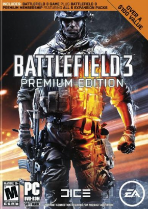 Battlefield 3 Premium Edi...
