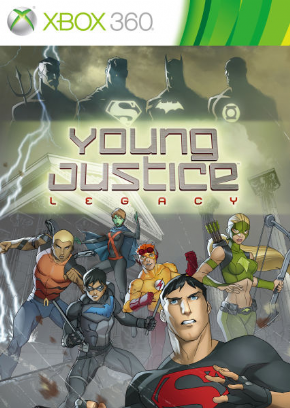 Young Justice: Legacy XBO...