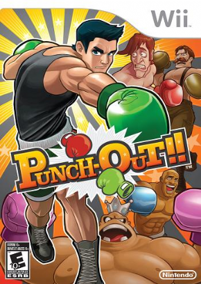 Punch Out (Seminovo) Wii