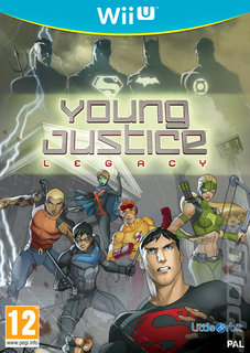 Young Justice: Legacy Wii...