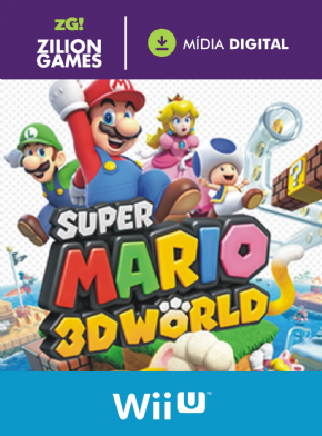 Super Mario 3D World MIDI...
