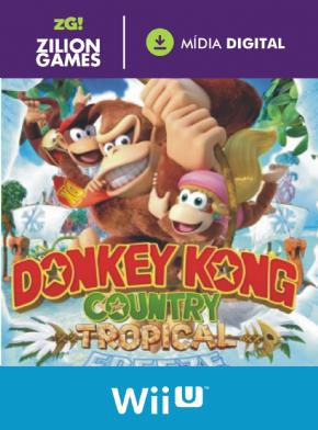 Donkey Kong Tropical Free...