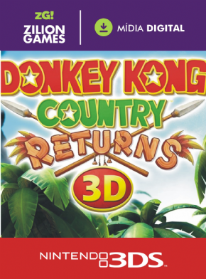 Donkey Kong Returns MIDIA...