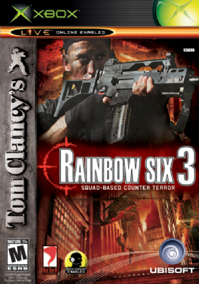 Rainbow Six 3 (Seminovo)...
