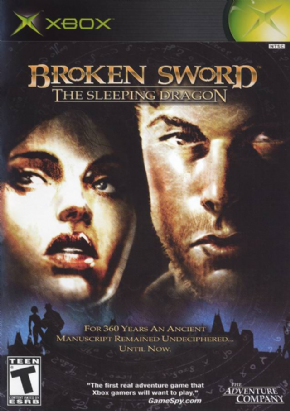 Broken Sword The Sleeping...