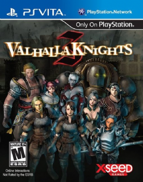 Valhalla Knights PS Vita