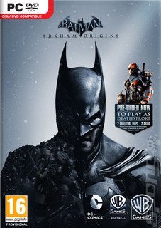Foto Batman Arkhan Origins PC-DVD