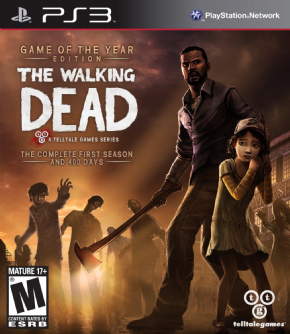 Walking Dead Game of the...