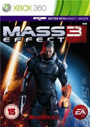 Mass Effect 3 XBOX360 - S...