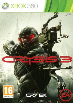 Crysis 3 (Seminovo) XBOX3...