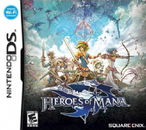 Heroes of Mana (Seminovo)...