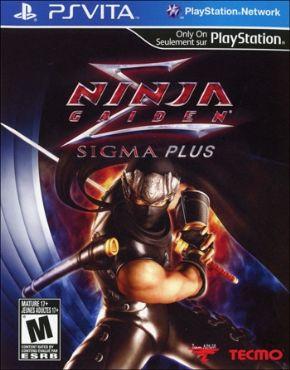 Ninja Gaiden Sigma Plus P...